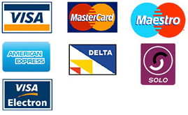 In-car debit/credit card payments accepted
